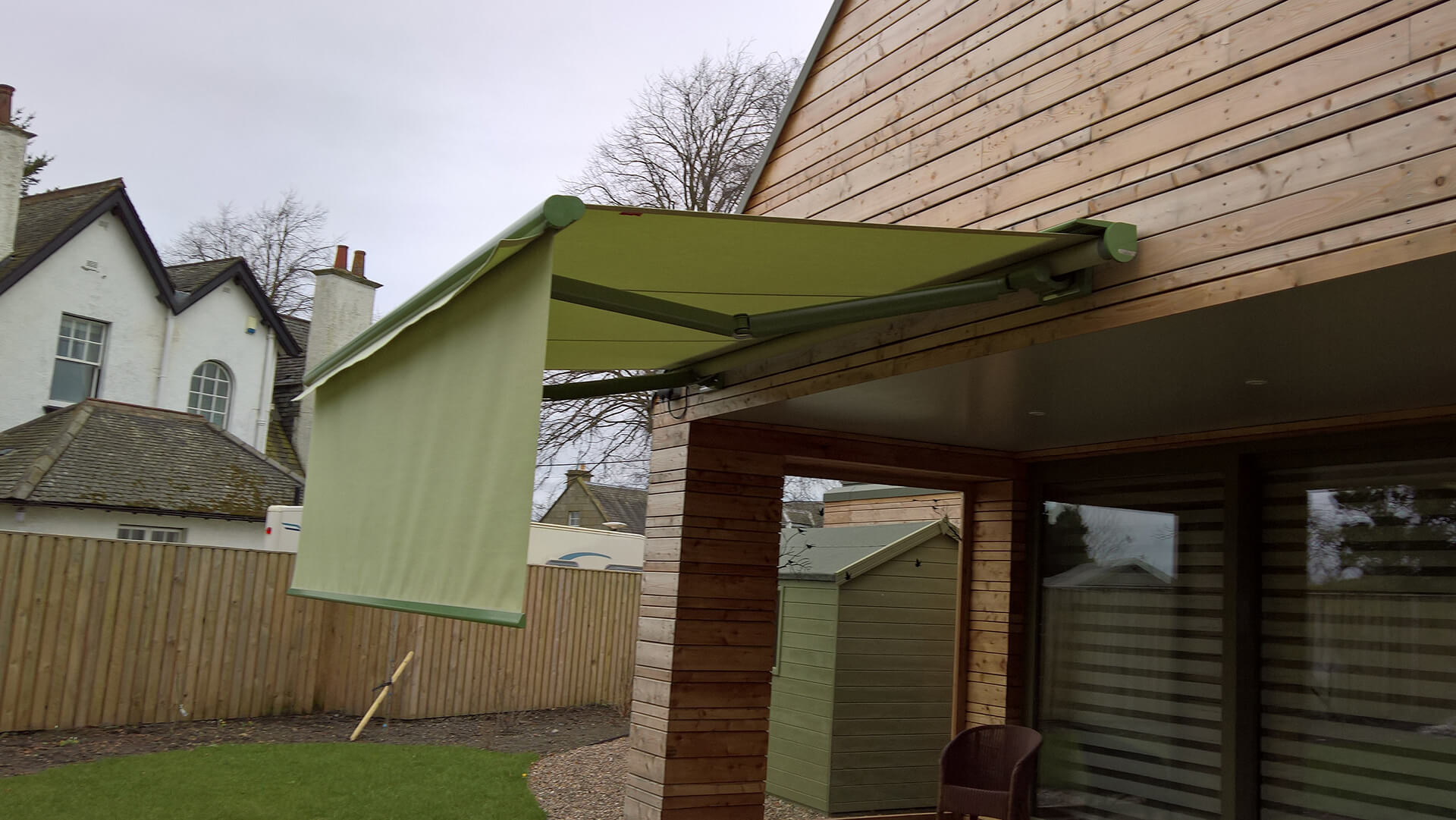 top quality awnings from german manufacturer weinor the border