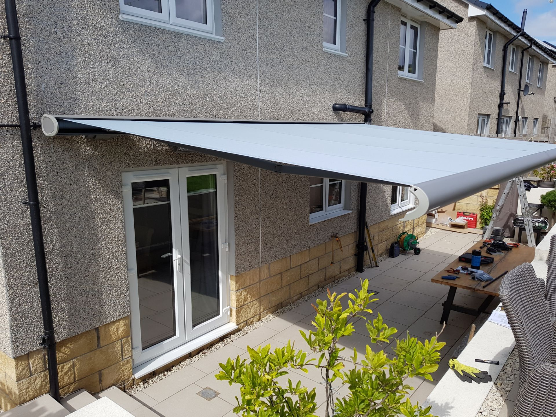 Top Quality Awnings From German Manufacturer Weinor